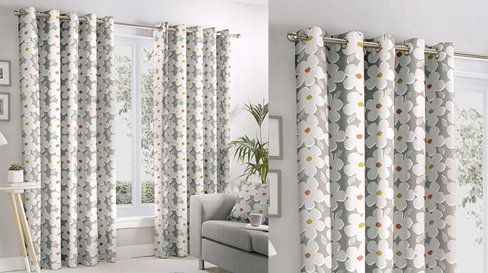 Statement Style Curtains