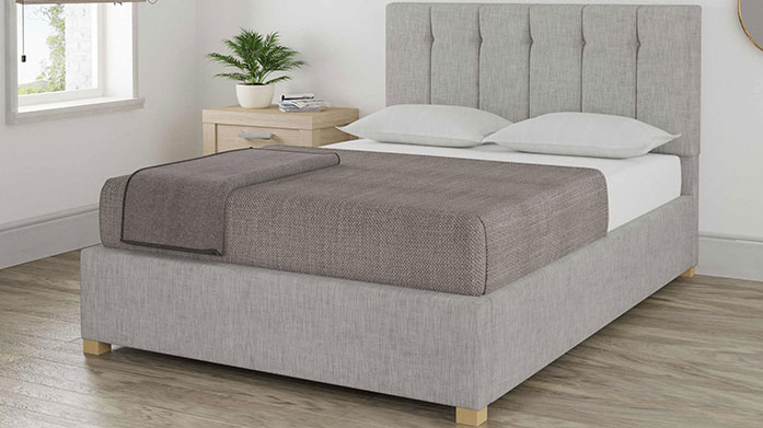 Luxury Bestselling Storage Bed Both compact and stylish, these bedframes will add a touch of luxe to your bedroom and solve all your storage needs in one.