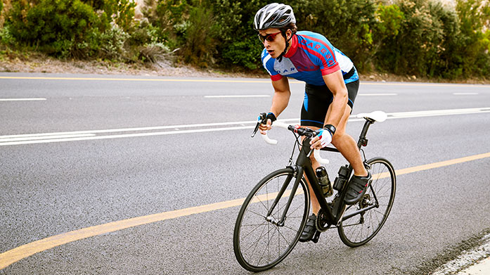 Dare2B Cycle & Fitness Men's Prepare to cycle in style with forward thinking designs for him from performance specialists, Dare 2B. Shop men's cycle clothing and activewear.