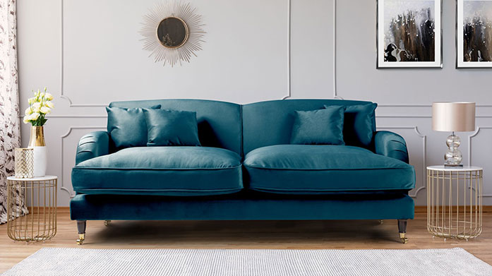 The Great Sofa Company Debut Bring a stylish new piece into your home with a new upholstered sofa from The Great Sofa Company. It's a BrandAlley debut!