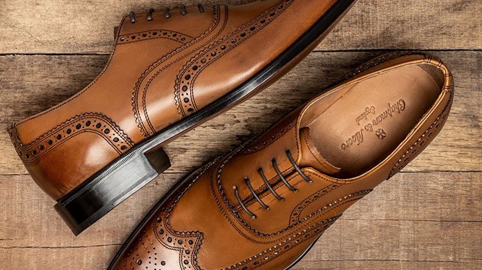 Chapman & Moore Add a touch of classic debonair style to your winter ensembles with a pair of Goodyear Welted Brogues, Derbies or Chelsea boots by Chapman & Moore.