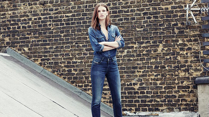Diesel Women's Jeans New jeans who this? Shop our edit of jeans in a variety of cuts and shapes by Diesel. Jeans from £45.