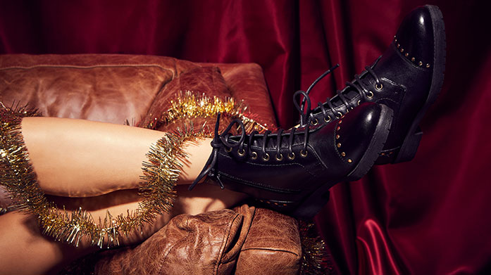 Celebration Shoes for Her Celebrate Christmas, New Year's and festive parties in true style, wearing a pair of killer shoes from this curated edit.