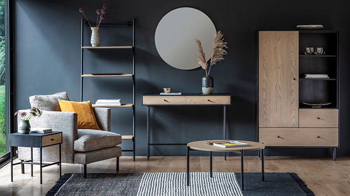 Urban Chic by Gallery Treat yourself and your home with new hero pieces of furniture from Gallery. Shop gold side tables, glass coffee tables and modern display units.
