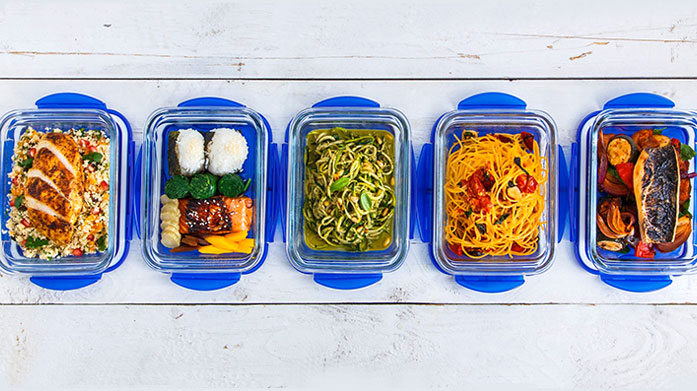 Prep Like A Boss Meal prepping like a boss has never been easier than with our functional and stylish range of food containers, drinks bottles and kitchen essentials.