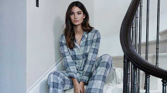 Ralph Lauren Nightwear Complete your Ralph Lauren wardrobe with luxury cotton pyjamas and ultra-soft nightwear. Sweet dreams await…