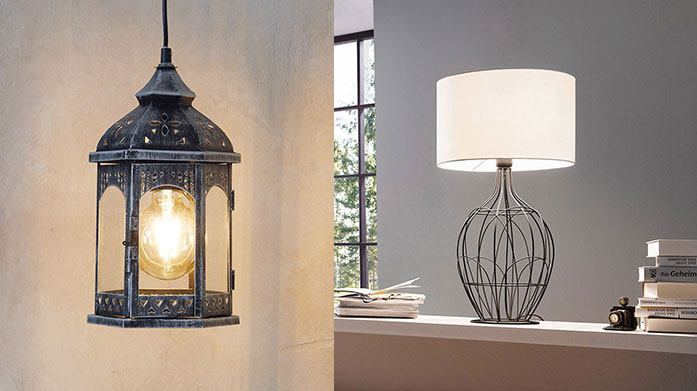 Eglo Lighting Find your style and shape your living area with Eglo's indoor and outdoor lighting range, featuring contemporary lamps, pendant lights and fixtures.