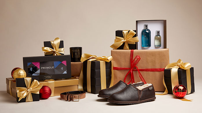 Christmas Gifts For Him Stuck on gifting ideas? Our edit of designer gifts for men has you covered. Choose from these luxury picks...