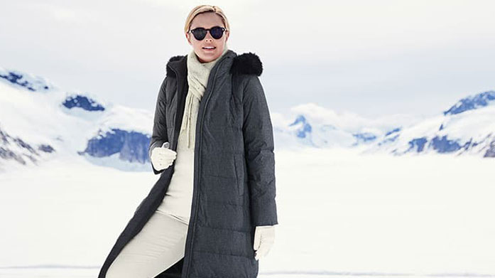 Winter Wardrobe for Her Winter wardrobe essentials include gilets from Geographical Norway, knitwear by Seasalt, Musto coats, ankle boots by Boden and more.