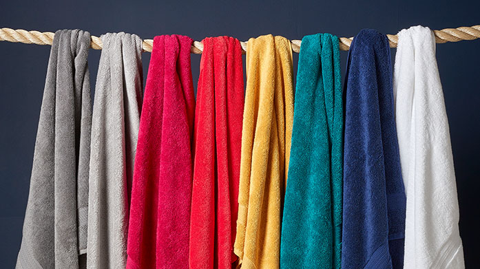 Christy Towels With a royal seal of approval, towels really don't come better than Christy's. Shop bath sheets, hand towels and more.
