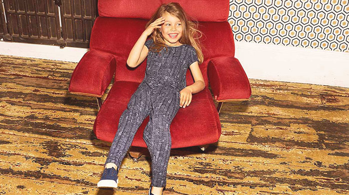 Ready for Spring Kid's Get the kids ready for spring with our playful edit of casual breton tees, mini dungarees, day dresses, and shorts for boys and girls!