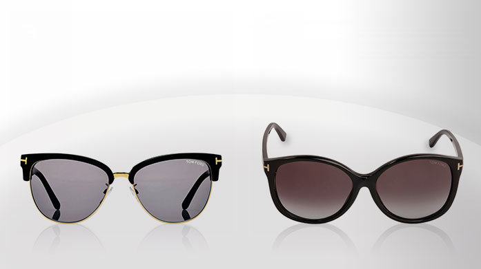 Tom Ford for Her  Look and feel your very best with a little help from Tom Ford. Shop women's sunglasses in a range of styles - the perfect pick-me-up treat!