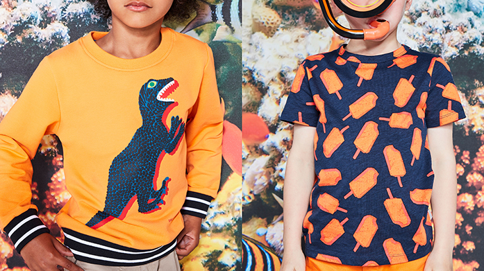 Paul Smith Kids: Summer T-Shirts