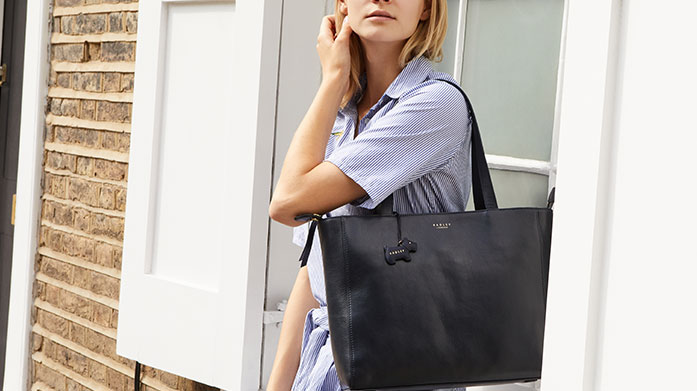 Grab That Tote You totally need one of these designer totes to see you through summer and beyond! Shop AllSaints, Reiss, Coach and more.