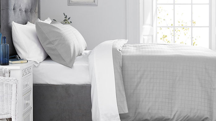 The Lyndon Company Bedding Refresh your home with The Lyndon Company's neutral range of bed linen, duvets, pillows and more. Our latest edit features quality thread count sheeting and quality bedding.