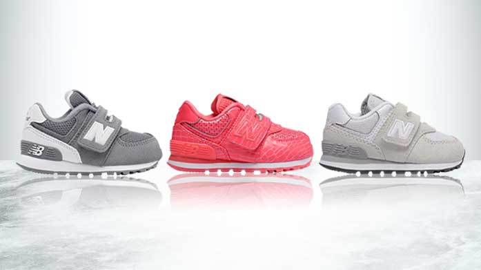 new balance kinder sale