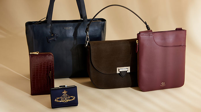 British Style Heroes for Her For the best of British accessories, look to our edit of designer handbags, purses and jewellery by Radley, Vivienne Westwood and Aspinal of London.