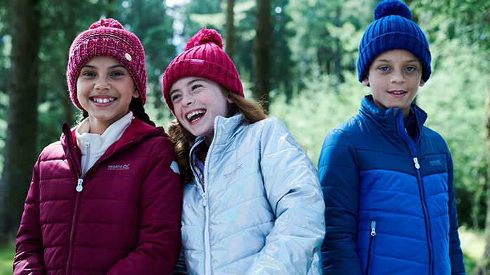 Outerwear Clearance Kidswear Our kids outerwear clearance sale features jackets, coats and gilets by Hackett London, Regatta, Helly Hansen and Ferrari.