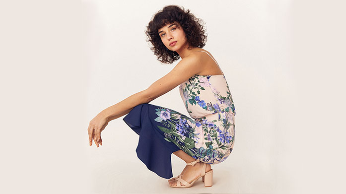 f96d6708ca7 Choose pretty floral dresses, spotty jumpsuits, striped t-shirts and more  from one of our favourite high street brands, Oasis.