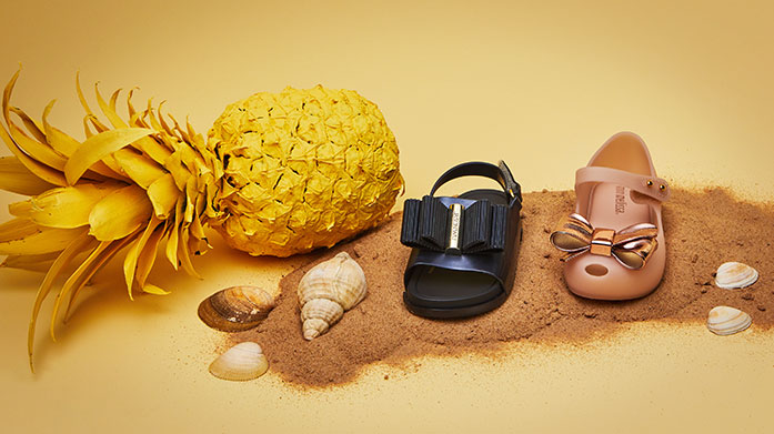 Kid's Summer Footwear Edit Kit out the kids with brand new shoes from our mini footwear edit! Shop kids UGG boots, flip flops and New Balance trainers.