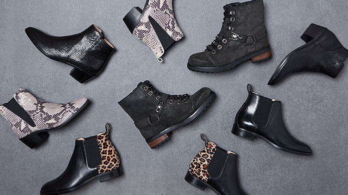 Autumn Boots on the Loose Calling all boot lovers! Our new drop of knee-high, ankle and high heel boots by Carvela, Dune, Hobbs and more has arrived just in time for autumn.