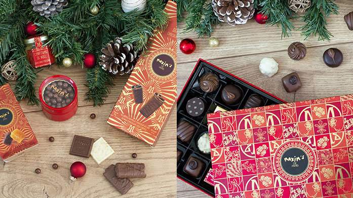 Maxim's Chocolate Indulge in velvety smooth assorted chocolates and sweet gifts from renowned French chocolatier, Maxim's de Paris.