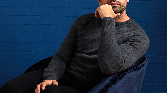 Scott & Scott Menswear Indulge in ultimate luxury this winter with beautiful cashmere jumpers from Scott & Scott.
