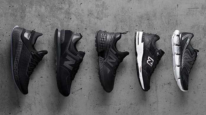 New Balance Men's: New Collection Street luxe style doesn't get better than our new collection of men's New Balance trainers. Find your favourite pair from this covetable edit.