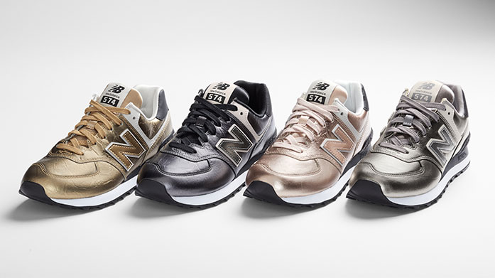 New Balance Women's: New Collection Our new collection of New Balance women's trainers has just dropped! Shop a selection of contemporary streetwear kicks in a range of designs.