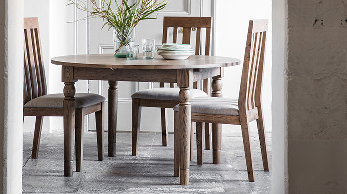 Dining & Kitchen Updates by Gallery Inject some newness into your home with Gallery's contemporary dining room and kitchen furniture.