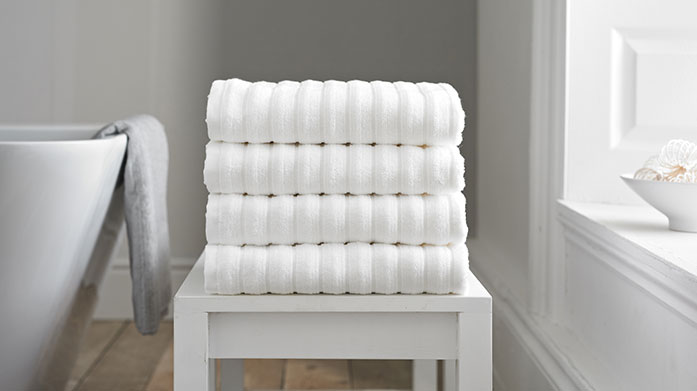 Deyongs Towels  Deyong's bathroom towel ranges are well known for their quality, elegance and heritage. Choose from a wide range of colours.