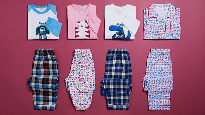Mini Vanilla Designed in the UK and made from the highest quality materials, Mini Vanilla make wonderfully soft children's pyjamas and nightwear.