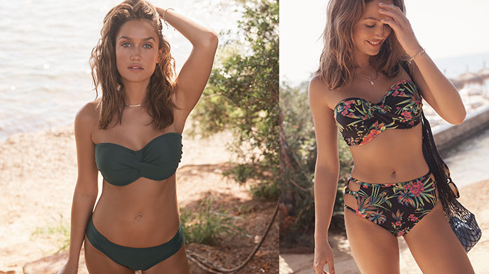 Panache Swimwear  Poolside style starts with Panache's stylish and supportive swimwear. Shop bikinis and swimsuits for fuller busts from our glamorous new collection.