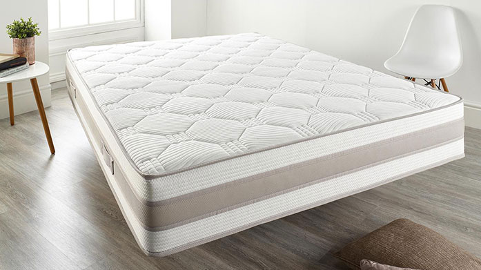 Find Your Perfect Mattress Whether you opt for a soft, medium or firm mattress, choose your perfect style from our sale pocketed mattresses by Aspire Furniture.
