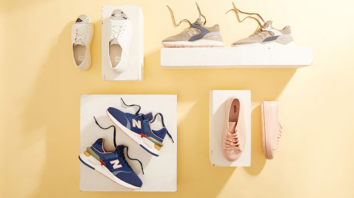 Winter Sneaker Collection: Women's It's time to replace your fancy trainers with warmer, fancier trainers. Shop FitFlop, Axel Arigato, Superga and more.