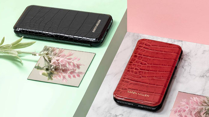 Designer Phone Cases & Accessories Give your smartphone a new lease of life with a new designer phone case by one of your favourite designer brands.