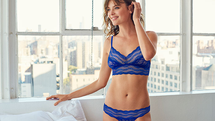 B.Tempt'd Lingerie Gifting Give her the gift of B.Tempt'd's irresistibly pretty lingerie designs, from bras and briefs, to slip and suspenders...