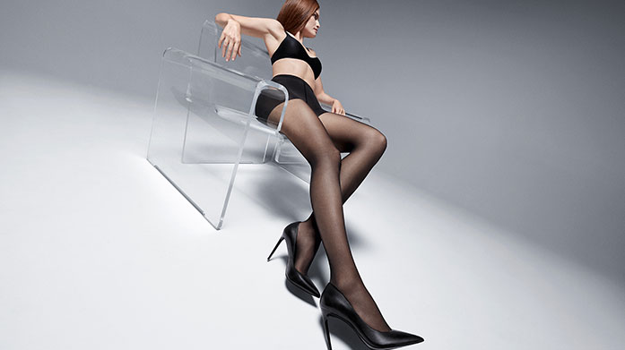 Wolford Luxury Legwear Discover Wolford's high-quality hosiery in this collection of elegant leggings and tights, crafted from luxurious fabrics.