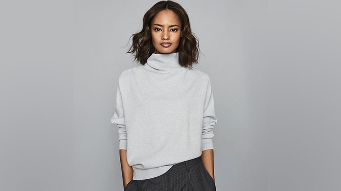 Women's Jumpers for January Up your jumper game this January with a colour block, printed or plain knit, courtesy of Reiss, Whistles, Phase Eight and more. Knitwear from £25.