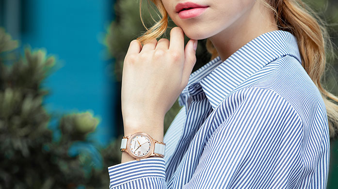 Best Sellers: Luxury Swiss Watches for Her Beautifully crafted Swiss watches for her. Treat yourself to a piece you'll love for years to come.