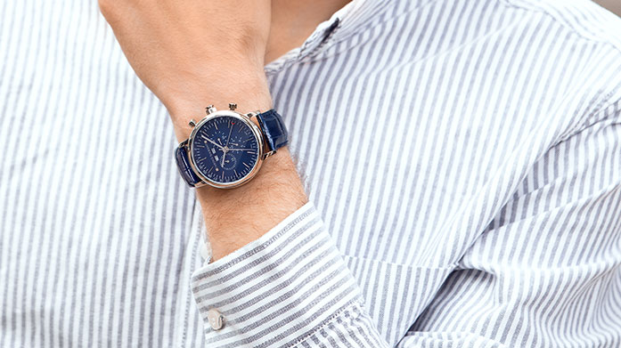 Best Sellers: Luxury Swiss Watches for Him Accessorise this season with this gorgeous selection of luxury Swiss-made watches for him.