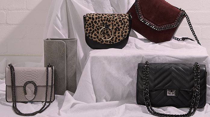 Buyer's Pick of Bags Find a brand new treat to lift your spirit from this edit of Giulia Massari, Isabella Rhea, Anna Luchini and See by Chloe all selected by our accessory buyers!