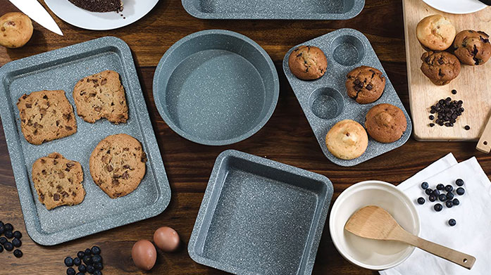 Don't Buy It - Bake It Treat your loved ones to some delicious home-baked treats using our range of baking essentials and cookware. Don't buy it - bake it!