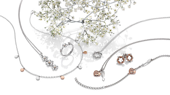 Hot Diamonds The ultimate luxury treat! Shop our edit of delicate earrings and necklaces by Hot Diamonds.