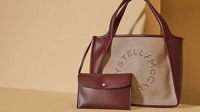 The Best of Designer Brands for Her Browse Stella McCartney tote bags, Gucci crossbody bags, Prada sunglasses, Michael Kors backpacks and other big brand accessories.