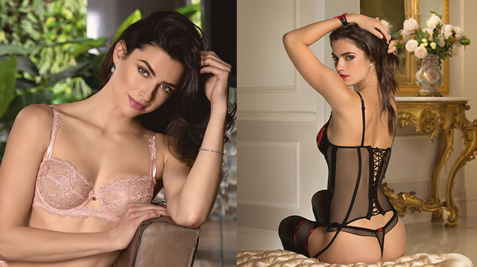 Debut: Lise Charmel Luxury Lingerie