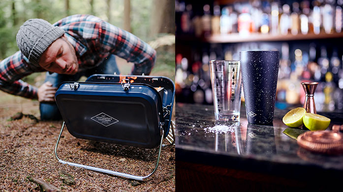 Gentleman's Hardware Outdoors From multi-tools and grooming essentials to drinkware and outdoor accessories our new edit from Gentlemen's Hardware was made for stylish living!
