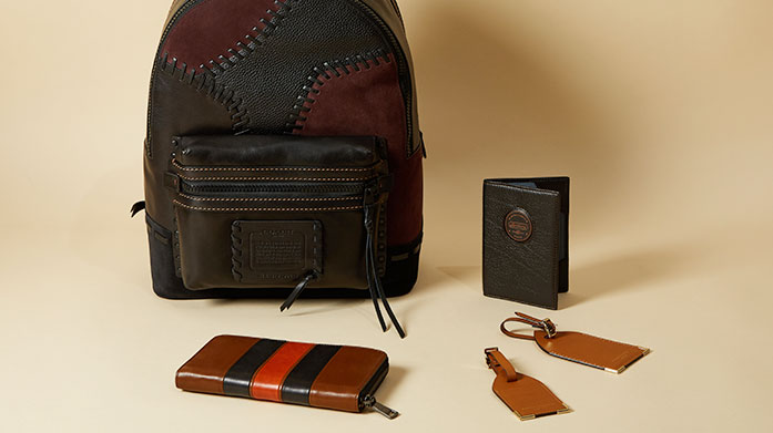 Investment Worthy Accessories for Him Invest in some luxury men's designer accessories from our edit of Coach holdalls, Calvin Klein backpacks and Paul Smith bags.