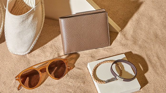 The Best of Accessories for Him Instantly update your outfits with our pick of timeless accessory pieces, handpicked by our expert accessories buyers...