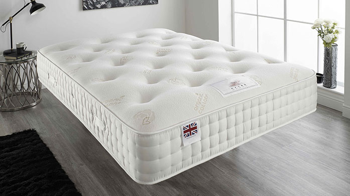 Sleep Sanctuary Mattresses Turn your bedroom into a luxurious sleep sanctuary with a premium spring pocket mattress. Firm mattress, soft mattress? We've got you covered.